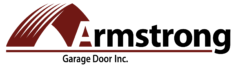 Armstrong Garage Door Inc. Logo