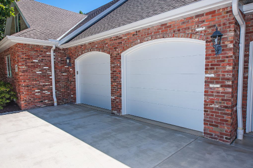 a closer look at short panel garage doors